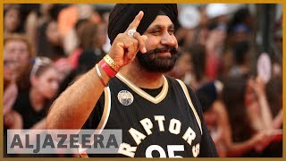 "Raptors Superfan Nav Bhatia on changing ""hate into love"""