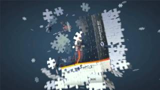 Tutorials - CINEMA 4D MoGraph Jigsaw Puzzle