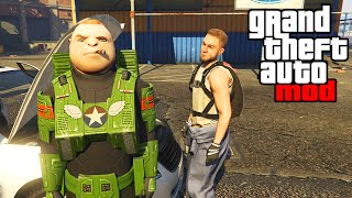 """GTA 5 PC Mods"" - Character Mods In-Game Gameplay! (GTA V PC Director Mode)"