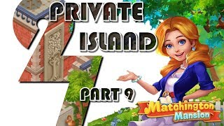 MATCHINGTON MANSION - PRIVATE ISLAND - COURTYARD'S TOWER (#27)