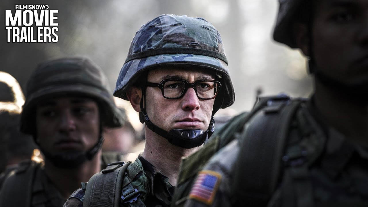 Oliver Stone's SNOWDEN - New Teaser Trailer [Joseph Gordon-Levitt] HD