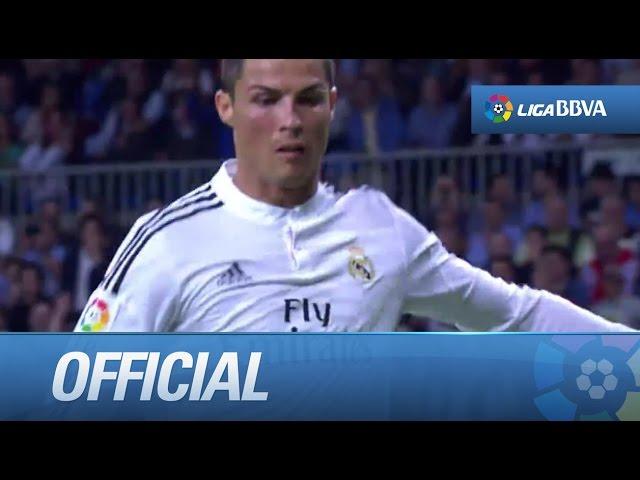 Cristiano Ronaldo: 10 goals in 5 La Liga games - HD