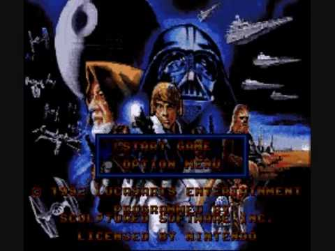 Super Star Wars (SNES) Playthrough - Part 01: Dune Sea