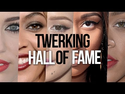 7 Celebs In The Twerking Hall Of Fame video
