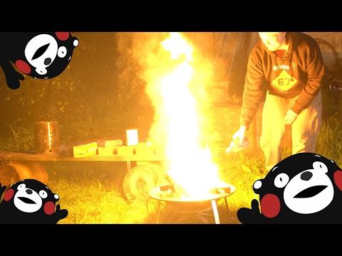 Чем разжигать уголь? Тестируем средства.