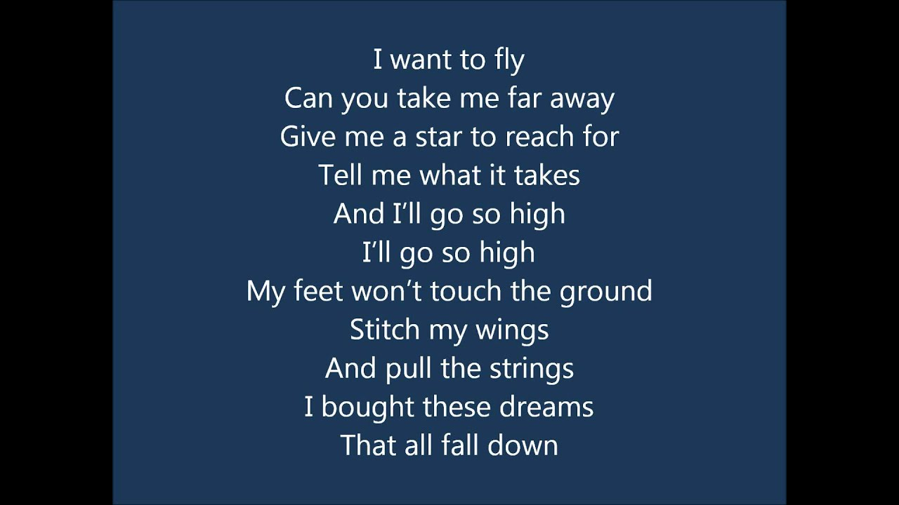 Birdy - Wings (lyrics) - YouTube