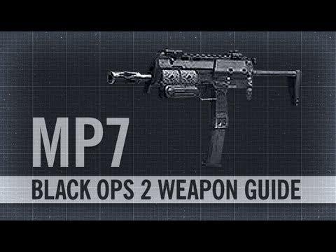 MP7 : Black Ops 2 Weapon Guide & Gun Review