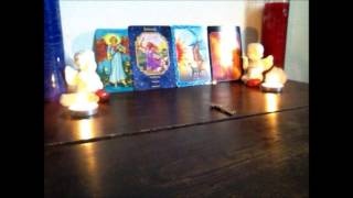 Capricorn Card Reading for March 2013