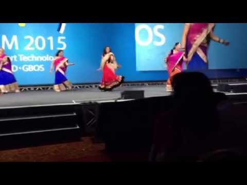 Walmart ISD YBM 2015 India Western opening dance 2015   pt 1