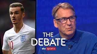 Is James Maddison the creative midfielder England need? | The Debate | Merson and Smith