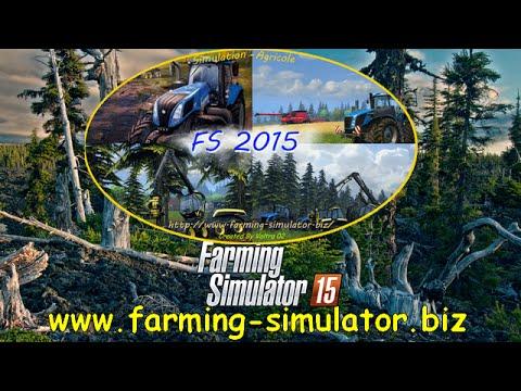 broyage bois fs 2015 youtube