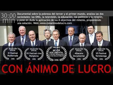 Con Ánimo de Lucro Video
