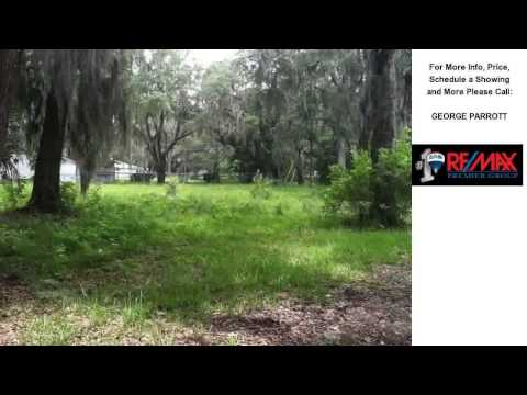 Cr. 482N, Lake Panasoffkee, FL Presented by GEORGE PARROTT.