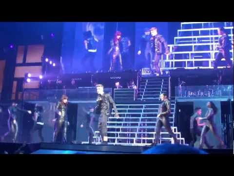 JUSTIN BEIBER SLC UTAH JAN 5 2013 BY DTRIDER