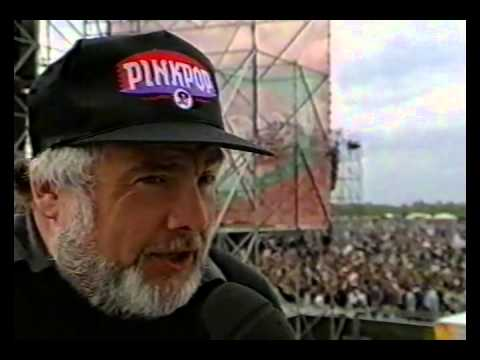 Jan Smeets about The Cult on Pinkpop 1992