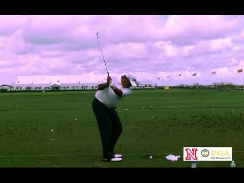Angel Cabrera Golf Swing