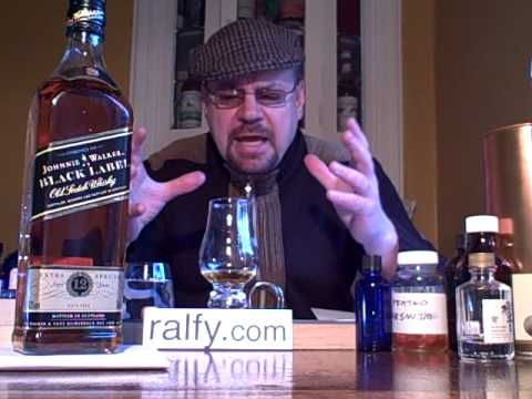 scotch whisky review 14 - Johnnie Walker Black Label
