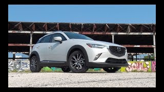2018 Mazda CX- 3, compact, efficient and ohh so Lovely!