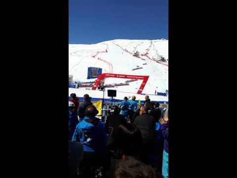 St Moritz final ski worldcup mikaela shiffrin