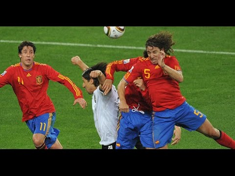 Carles Puyol ● 18 goals for FC Barcelona 1999 - 2014 ● by salem