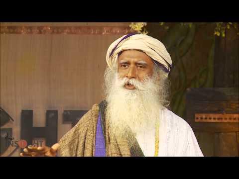 Sadhguru Introduces Isha INSIGHT - 2014