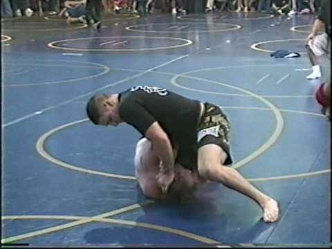 UFC's Diego Sanchez vs. Brent Stuchlik at Grapplers Quest Vegas 2004 Image 1