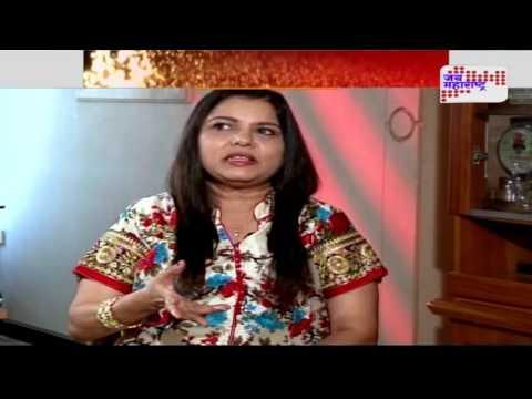 Musical chat with Sadhana Sargam on Maharashtra day seg 2