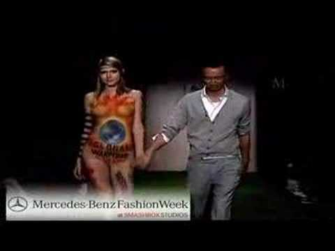 DHL Delivers Mercedes-Benz Fashion Week at Smashbox Studios
