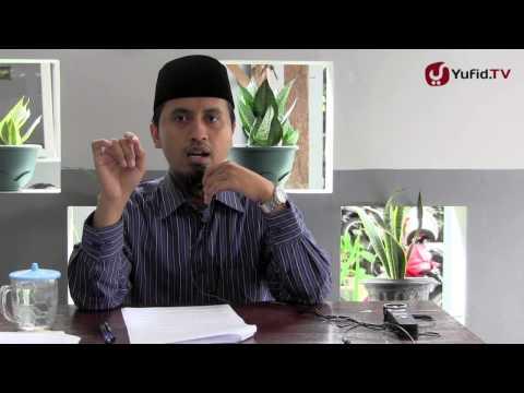 Kajian Tauhid: Syarat-Syarat Kalimat La Illahaillallah Bagian 2 - Ustadz Abdullah Zaen, MA