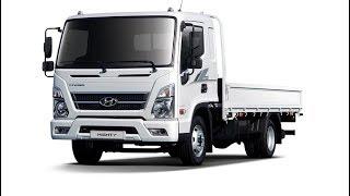 Xe tải Hyundai Mighty thế hệ mới 2018