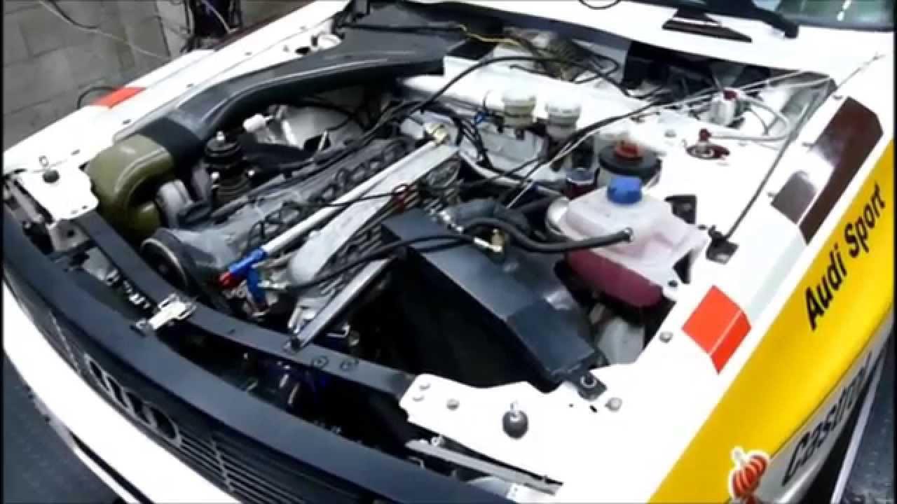 Dyno Audi Sport Quattro 5 Cyl 2 2l 20v 483hp Kms Md35