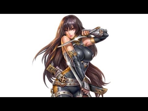 Legend Of Fighters (free Action Mmo): Lvl 15 Sexy Ninja Gameplay (open Beta Korea) video