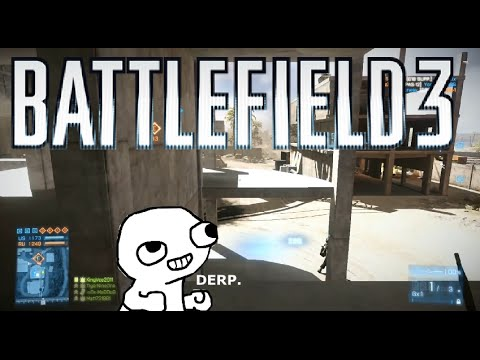Battlefield 3 Trolling dem Noobs 4