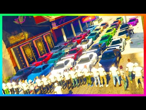 "GTA ONLINE ""RETURN TO VICE CITY"" FREEMODE SPECIAL - ULTIMATE RARE CARS, SECRET EASTER EGGS & MORE!"