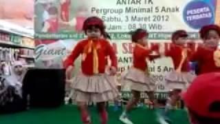 download lagu Senam Pong Si Pong gratis
