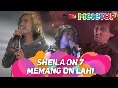 Sheila On 7 Memang On lah! | S07 Live in Malaysia
