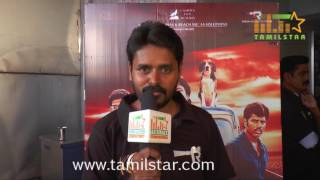 Charan Sanmugam At Julieum 4 Perum Movie Team Interview