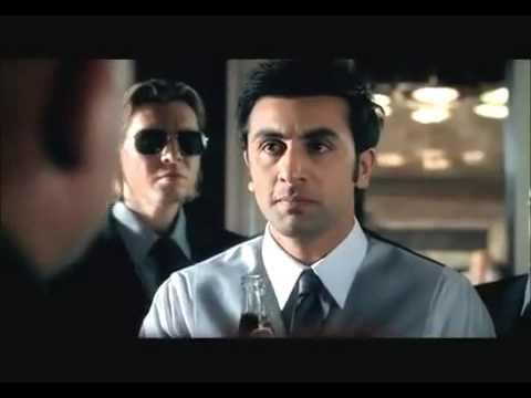Ranbir kapoor in Pepsi commercial - youngista...