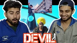 DEVIL vs DEVIL | Sidhu Moosewala VS Sony Maan - REACTION !