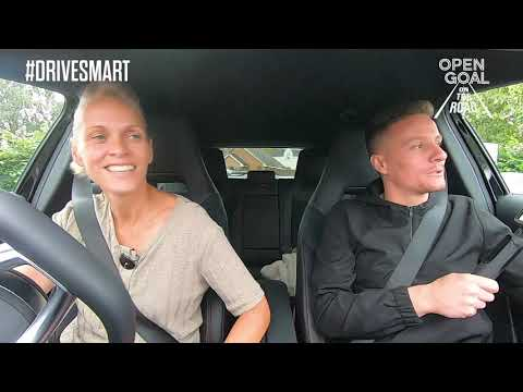 Open Goal: On The Road with Shelley Kerr | #DriveSmart