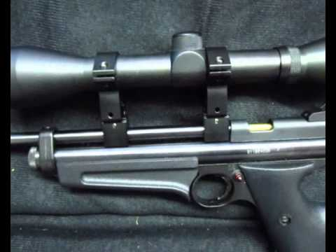 Crossman 2250b CO2 Rifle Full Review  Alloutdoor1