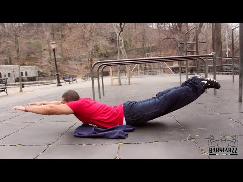 Lower Back BodyWeight Exercises (Easy To Advanced) Image 1