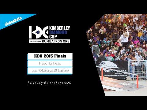 KDC 2015 Street Finals: Luan Oliveira vs JS Lapierre