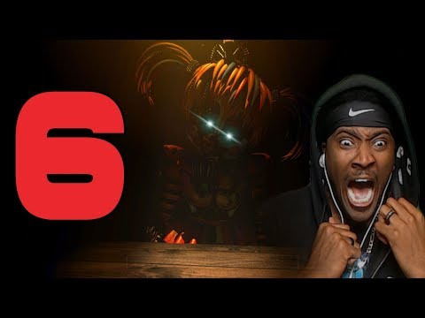 THIS WAS A MISTAKE  | Five Nights at Freddy's 6