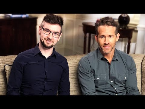 Playing Deadpool With Ryan Reynolds!
