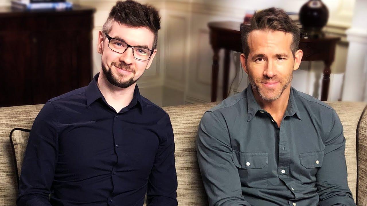 Playing Deadpool With Ryan Reynolds!