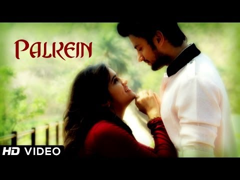 New Hindi Song 2014 - Palkein | Romantic Song | Shahzad Ali |  Full Hd Video video