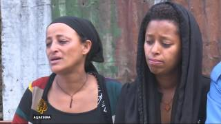 Distraught Ethiopian families grieve for ISIL victims