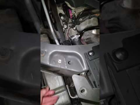 2007 Pontiac G6 3.5 V6 thermostat