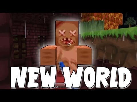 Minecraft - Race To The Moon - A Whole New World! [28]